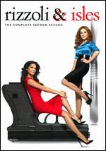 Rizzoli & Isles: The Complete Second Season [3 Discs]