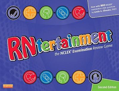 RNtertainment: The NCLEX Examination Review Game - Silvestri, Linda Anne