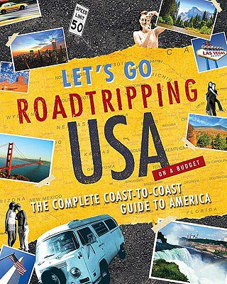 Roadtripping USA 3rd Edition - Let's Go Inc