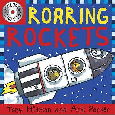 Roaring Rockets - Mitton, Tony