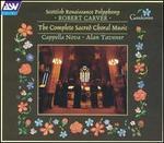 Robert Carver: Scottish Renaissance Polyphony (Box Set)