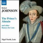 Robert Johnson: The Prince's Almain