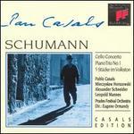 Robert Schumann: Cello Concerto/Piano Trio No 01