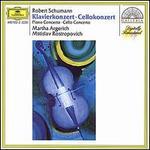 Robert Schumann: Klavierkonzert; Cellokonzert [Germany]