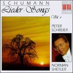 Robert Schumann: Lieder, Volume IV