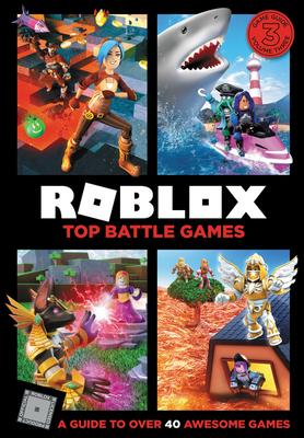 Roblox Top Battle Games - Official Roblox Books (Harpercollins)
