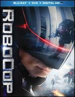 Robocop [2 Discs] [Includes Digital Copy] [UltraViolet] [Blu-ray/DVD] - José Padilha