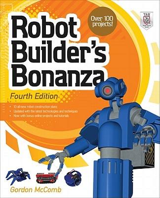 Robot Builder's Bonanza - McComb, Gordon