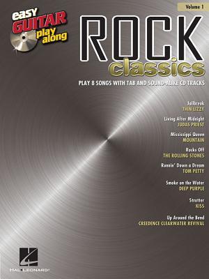 Rock Classics - Hal Leonard Publishing Corporation (Creator)