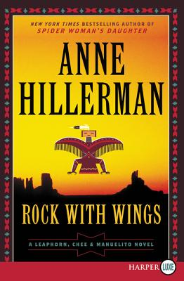 Rock with Wings - Hillerman, Anne