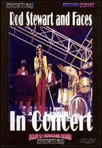 Rod Stewart and Faces: In Concert