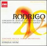 Rodrigo: Concierto de Aranjuez; Concierto Serenata; Concierto Pastoral; Concierto Heroico