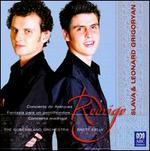 Rodrigo: Concierto de Aranjuez; Fantasia para un gentilhombre; Concierto madrigal