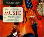 Roger Kamien: Music - An Appreciation [5-CD Set to Accompany the 9th Edition and the 6th Brief Edition]