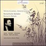 Romantic Ballads: Loewe, Schubert, Schumann, Jensen, Etc.