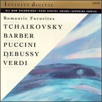 Romantic Favorites - Nelly Lee (soprano); Philharmony Dmitri Shostakovich
