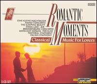 Romantic Moments [5-disc set] - Anton Kikov (piano); Bernd Heiser (horn); Budapest Strings; Budapest Wind Ensemble; Burkhard Glaetzner (oboe);...