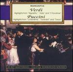 Romantic Verdi & Puccini