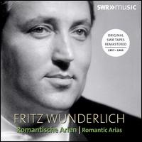 Romantische Arien (Romantic Arias) - Alfred Appenzeller (bass); August Messthaler (bass); Bruno Samland (baritone); Friederike Sailer (soprano);...