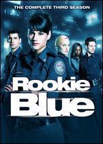 Rookie Blue: The Complete Third Season [4 Discs]