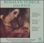 Rosalyn Tureck plays Bach