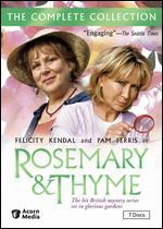 Rosemary & Thyme: The Complete Collection [7 Discs]