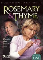 Rosemary & Thyme: The Complete Series 1 [3 Discs]