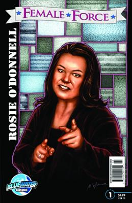 Rosie O'Donnell - Rafter, Dan