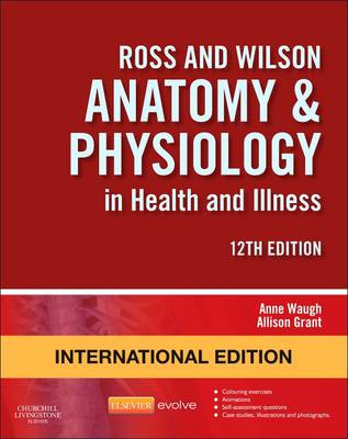 9780702053269: Ross and Wilson Anatomy & Physiology in Health and ...