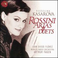 Rossini Arias and Duets - Juan Diego Flórez (tenor); Vesselina Kasarova (mezzo-soprano); Bavarian Radio Chorus (choir, chorus); Munich Radio Orchestra;...
