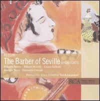 Rossini: Barber of Seville (Highlights) - Calvin Marsh (vocals); Cesare Valletti (vocals); Fernando Corena (vocals); Giorgio Tozzi (vocals); Margaret Roggero (vocals);...