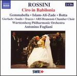 Rossini: Ciro in Babilonia