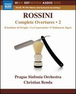 Rossini: Complete Overtures, Vol. 2 - William Tell; The Silken Ladder; Il Signor Bruschino - Prague Sinfonia Orchestra; Christian Benda (conductor)
