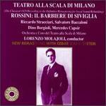 Rossini: Il Barbiere Di Siviglia - Aristide Baracchi (vocals); Attilio Bordonali (vocals); Cesira Ferrari (vocals); Dino Borgioili (vocals); Mercedes Capsir (vocals); Riccardo Stracciari (vocals); Salvatore Baccaloni (vocals); La Scala Theater Orchestra & Chorus (choir, chorus)