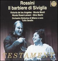 Rossini: Il Barbiere di Siviglia - Anna Maria Canali (vocals); Erminio Benatti (vocals); Gino Bechi (vocals); Melchiorre Luise (vocals); Nicola Monti (vocals);...