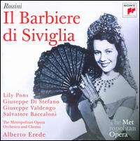 Rossini: Il barbiere di Siviglia - George Cehanovsky (vocals); Giuseppe di Stefano (vocals); Giuseppe Valdengo (vocals); Herta Glaz (vocals);...