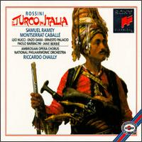 Rossini: Il Turco in Italia - Enzo Dara (baritone); Ernesto Palacio (vocals); Jane Berbié (vocals); John Fisher (harpsichord); Leo Nucci (baritone);...