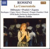 Rossini: La Cenerentola - Bruno Praticò (bass baritone); José Manuel Zapata (tenor); Joyce DiDonato (mezzo-soprano); Luca Pisaroni (bass baritone);...