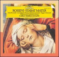Rossini: Stabat Mater - Dalmacio Gonzalez (tenor); Katia Ricciarelli (soprano); Lucia Valentini Terrani (soprano); Ruggero Raimondi (bass);...