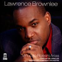 Rossini: Virtuoso Arias - Lawrence Brownlee (tenor); Kaunas City Symphony Orchestra; Constantine Orbelian (conductor)