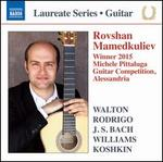 Rovshan Mamedkuliev: Winner 2015 Michele Pittaluga Guitar Competition, Alessandria