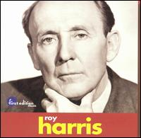 Roy Harris - Gregory Fulkerson (violin); Louisville Orchestra