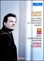 Royal Concertgebouw Orchestra/Andris Nelsons: Richard Strauss