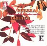 Rubbra, Britten: The Complete Recorder Works