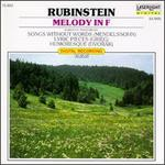 Rubinstein: Melody in F