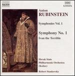 Rubinstein: Symphonies, Vol. 1