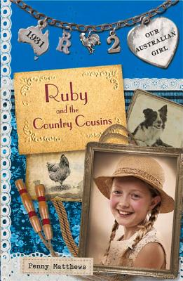 Ruby and the Country Cousins - Matthews, Penny, and Masciullo, Lucia (Illustrator)