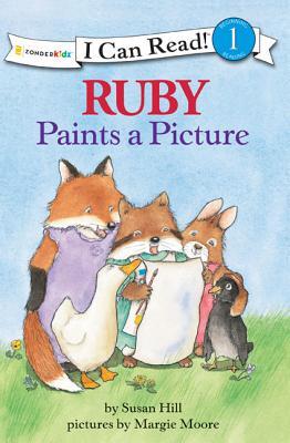 Ruby Paints a Picture - Hill, Susan