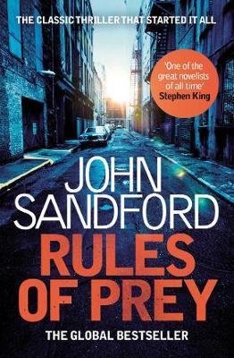 Rules of Prey - Sandford, John
