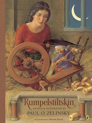 Rumpelstiltskin - Zelinsky, Paul O (Retold by)